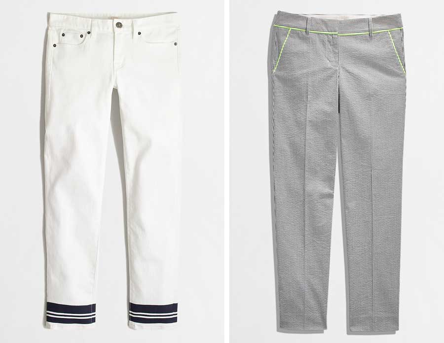 J-Crew Factory Pants