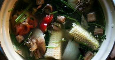 How To Make Stock from Veggie Scraps