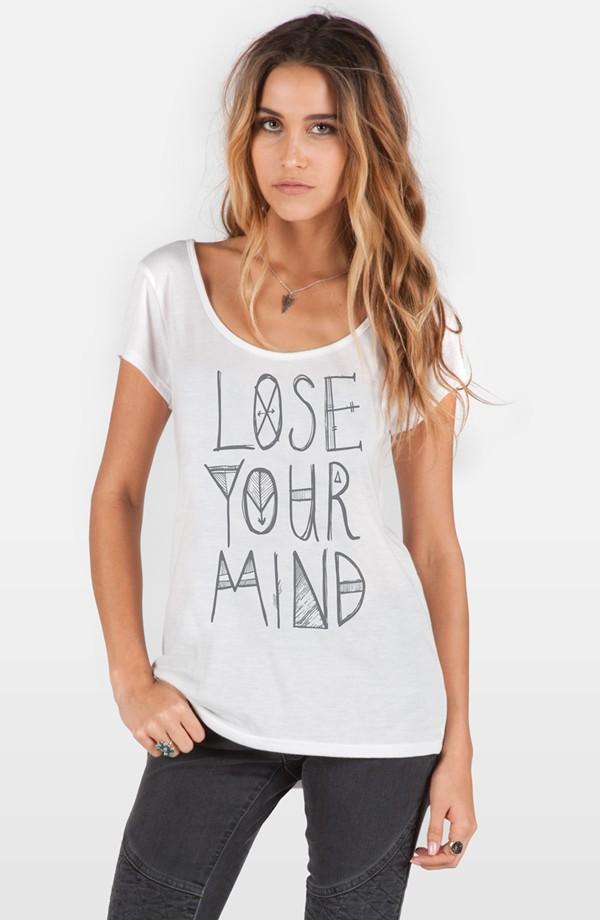 Volcom Lose Your Mind Tee