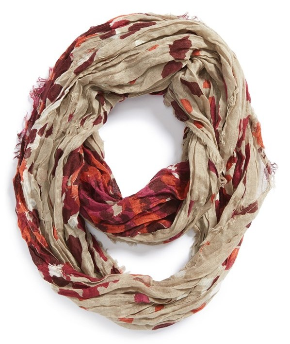Tarnish In Bloom Scarf