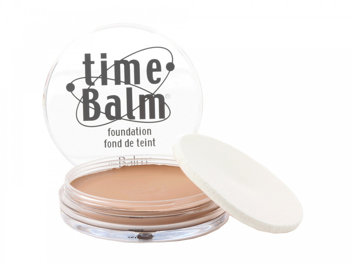 theBalm Time Balm Foundation