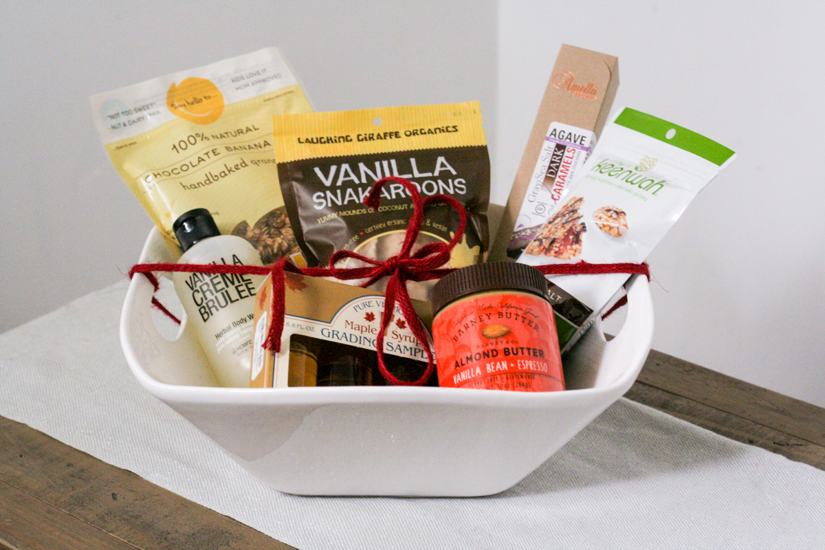 Healthy Sweet Tooth - Gifts from Marshalls
