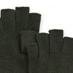 (A)DD: Portolano Fingerless Knit Gloves