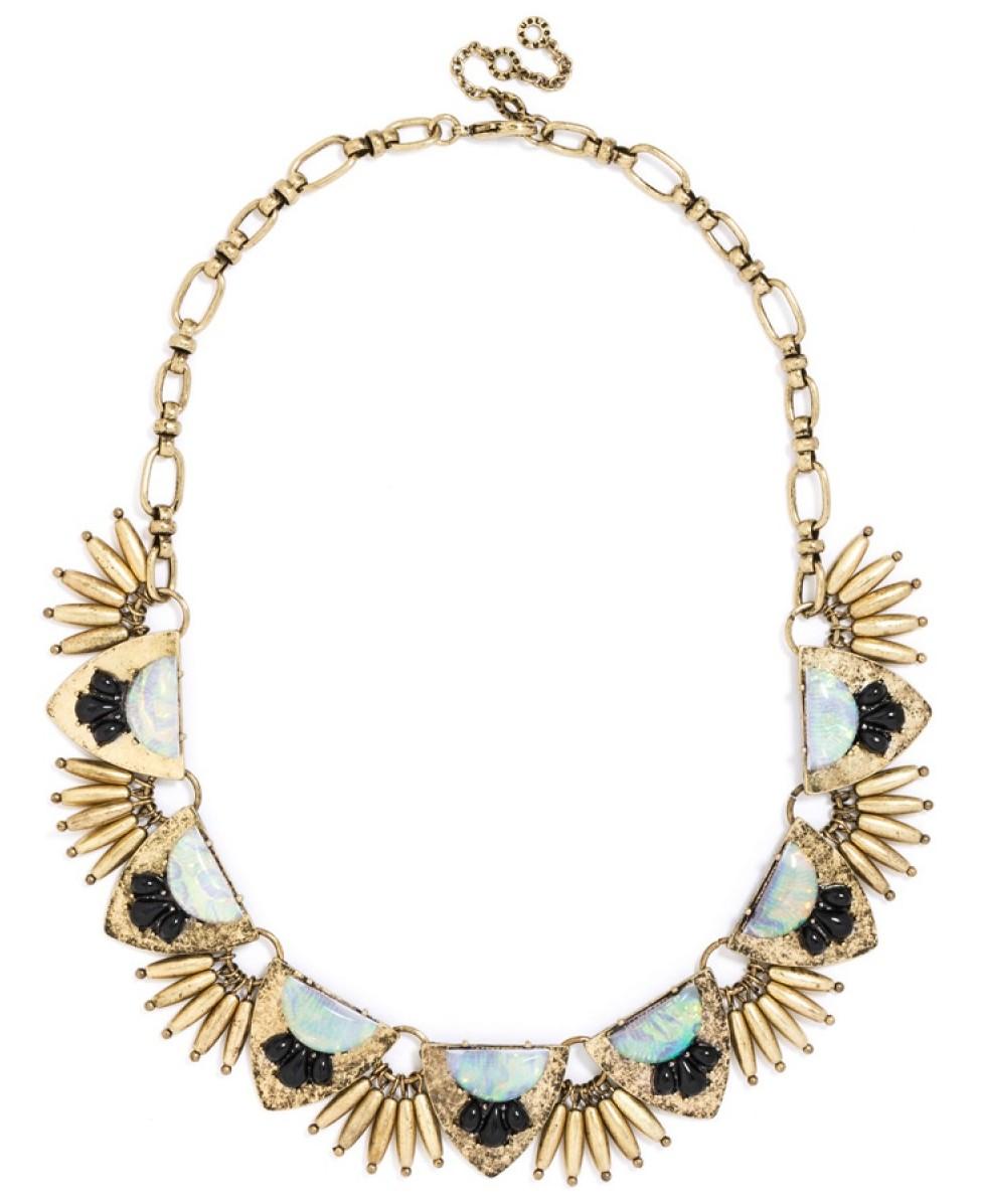 Baublebar Minerva Fringe Necklace