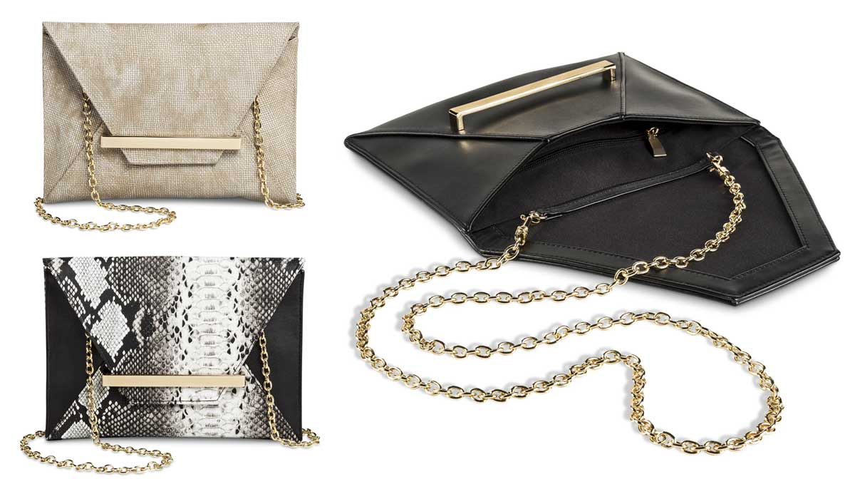 Target Classic Envelope Chain Clutch