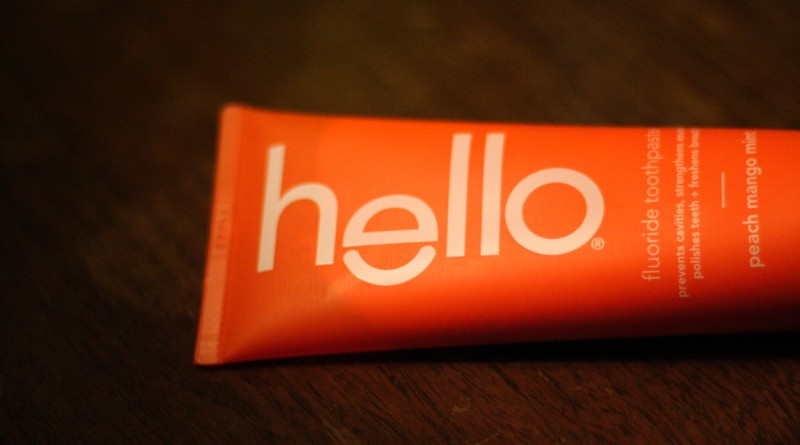 Hello - Naturally Friendly Toothpaste
