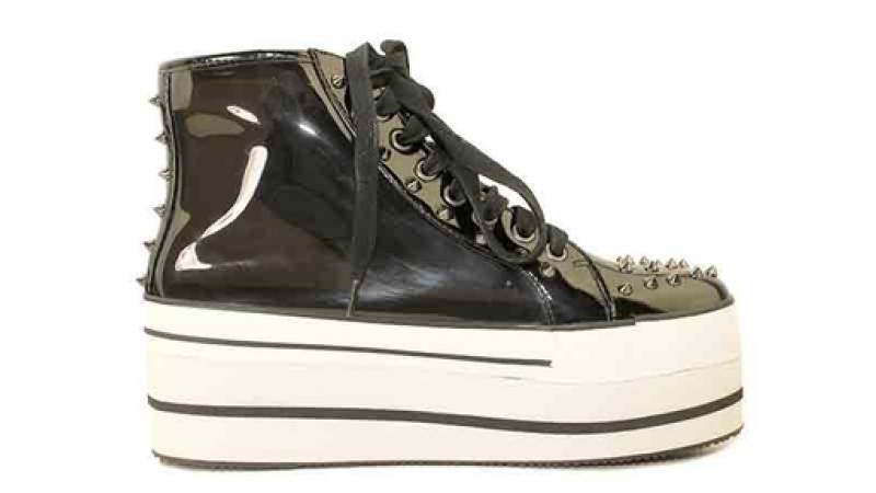 Platform sneakers by Y.R.U. at Envi, on sale for only $36.51.