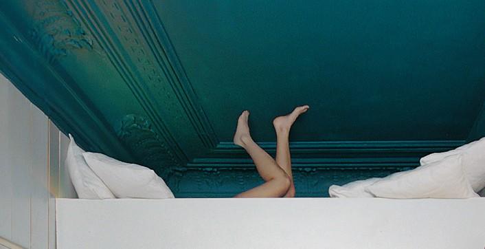 Anton Semenov Blue Ceiling 1
