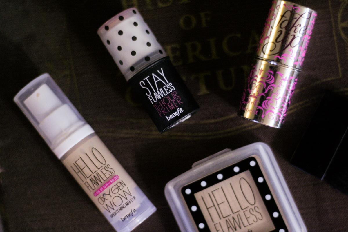 Benefit Flawless Four Makeup Kit