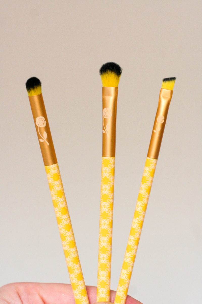 Makeup Brushes And What They Are Used For: SOHO Disney Makeup Brush Giveaway