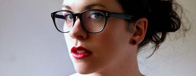 Firmoo Black Wayfarer Glasses-3