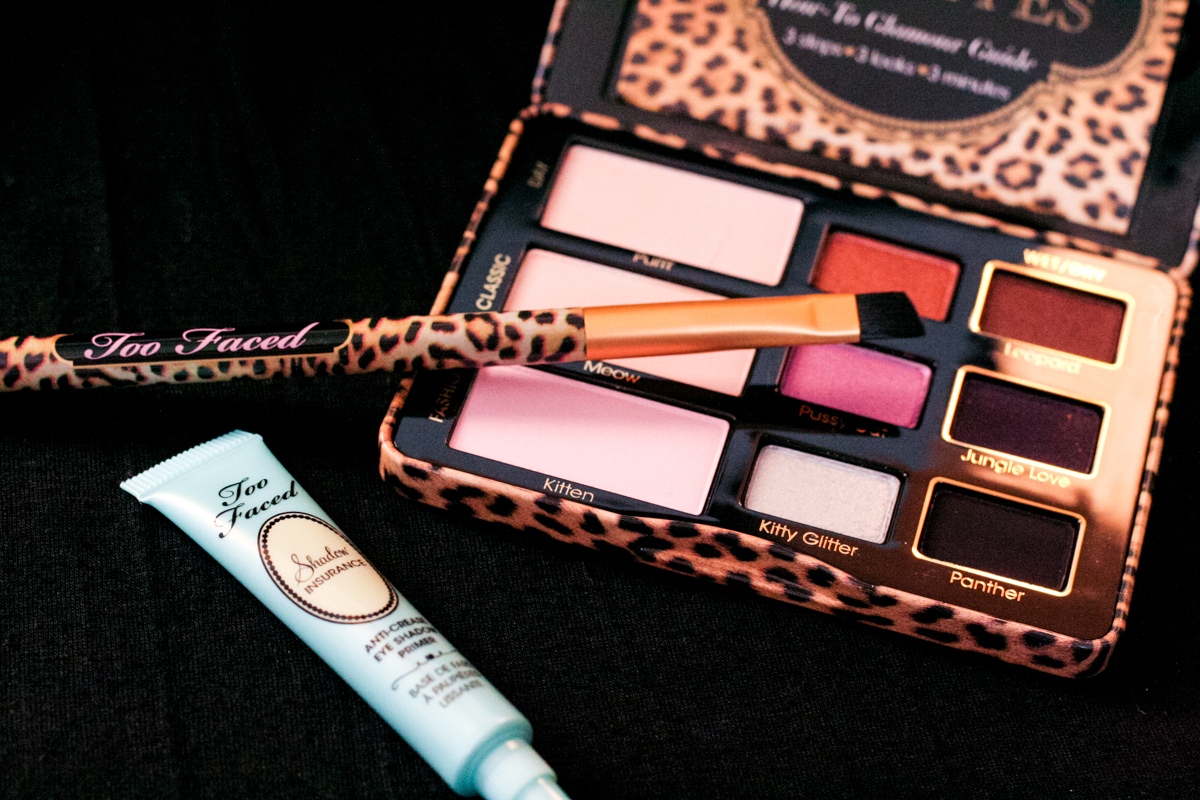 Too Faced Cat Eye Purrrfection Set