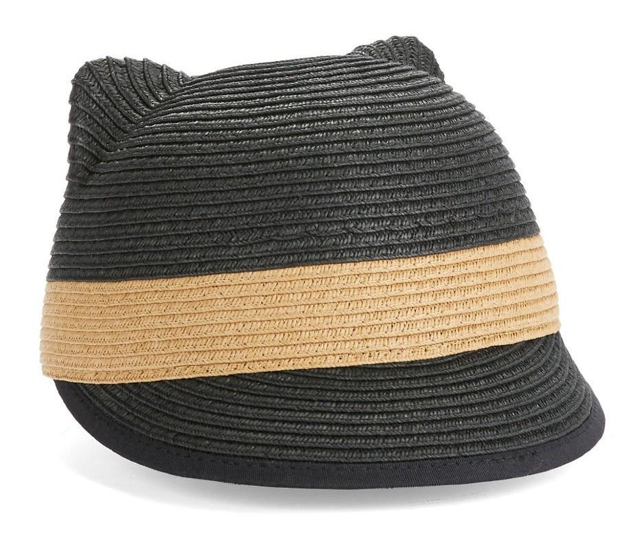 BCBGMaxAzria Cat Ear Hat