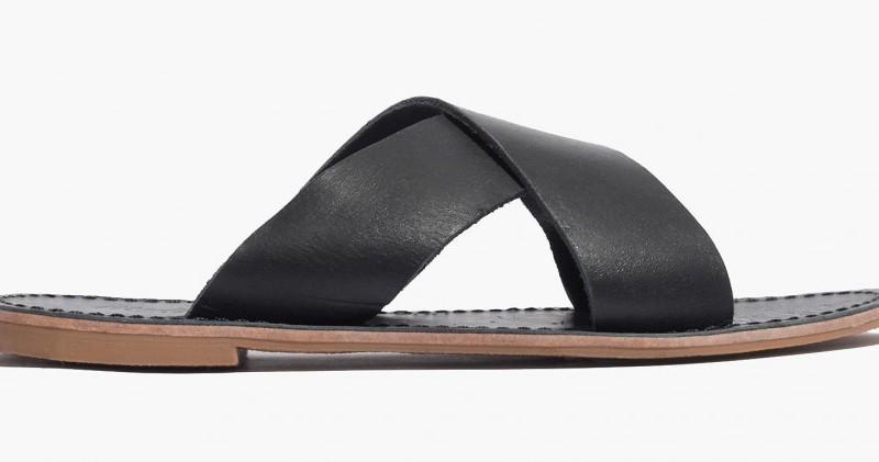 Madewell Sightseer Slide Sandals
