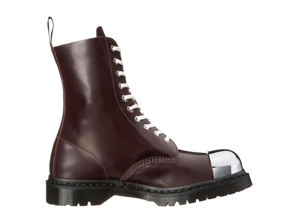 Doc Martens Oxblood Steel Toe Boots