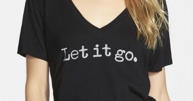 Signorelli Let It Go Graphic Tee Details