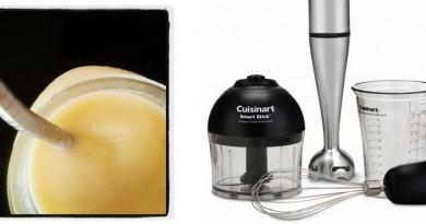 cuisinart hand blender 4 piece set