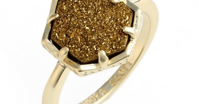 Kendra Scott Kylie Druzy Ring