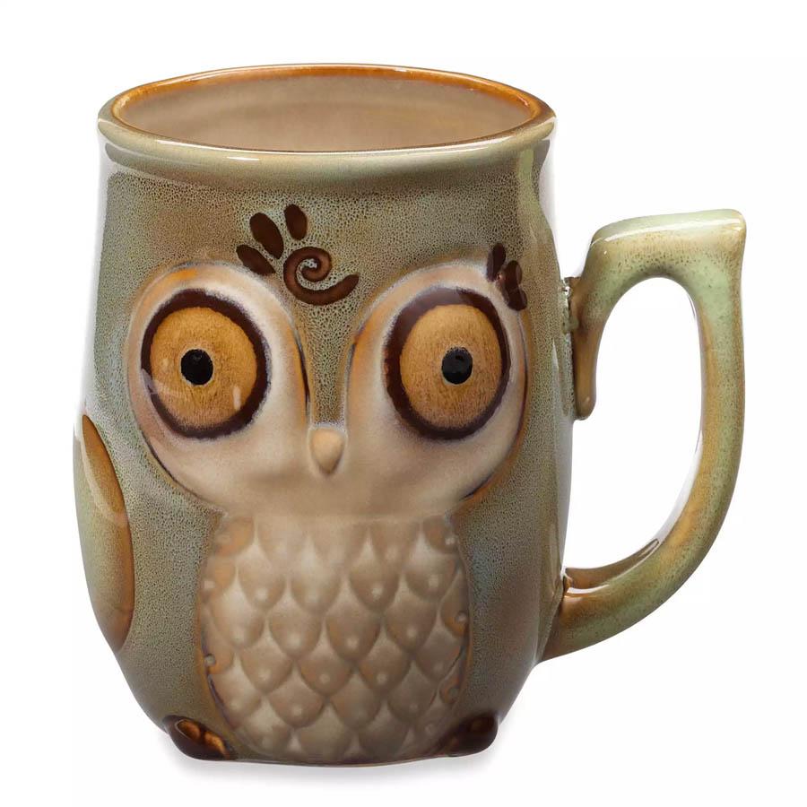 Gibson Home Nature Owl Mug
