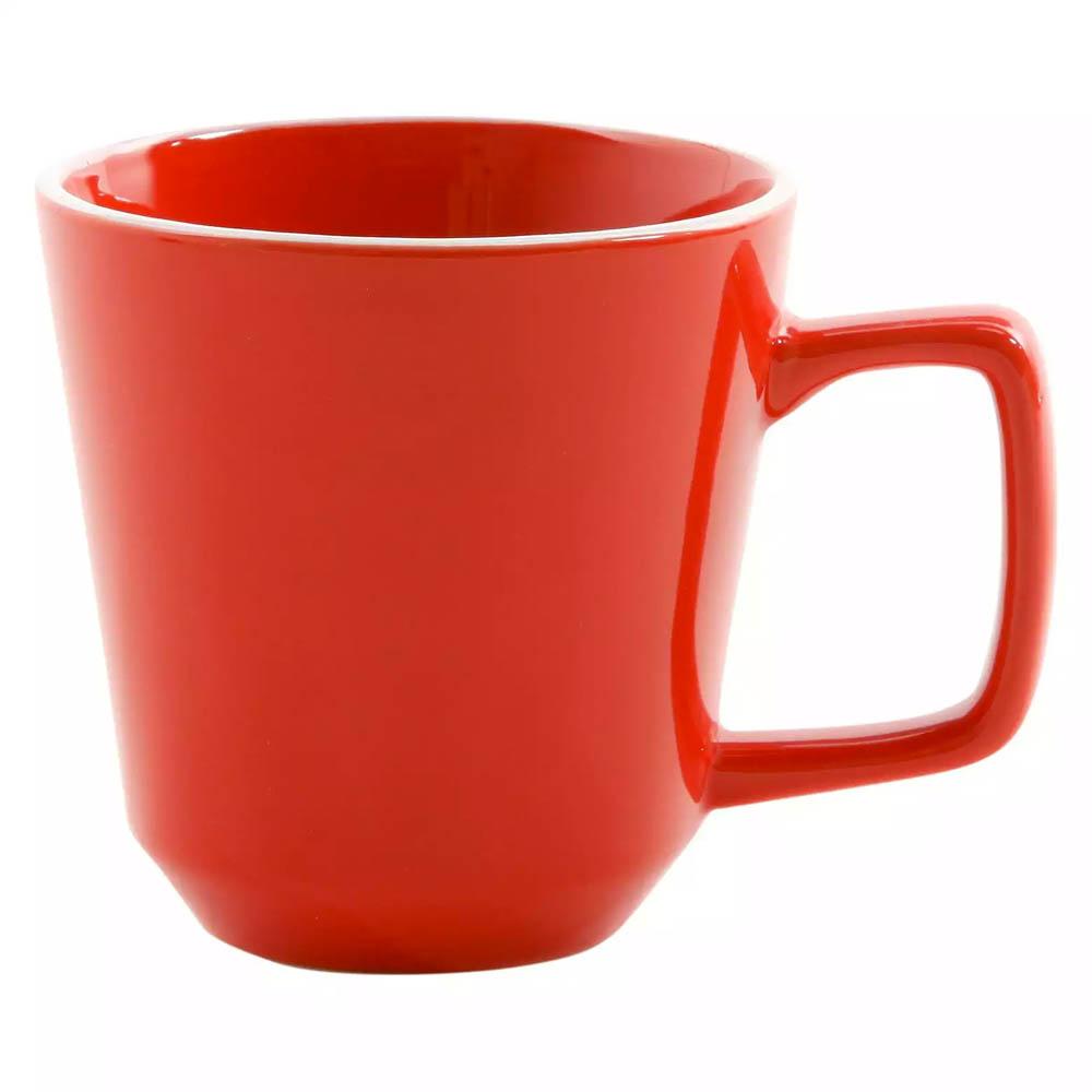 Room Essentials Red Diner Mugs