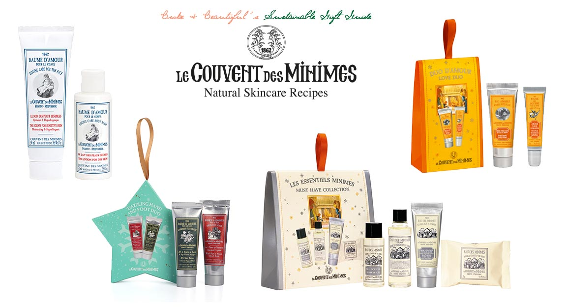 Le Couvents des Minimes Sustainable Holiday Gift Guide