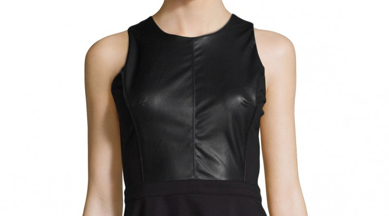 (A)DD: Dex LBD with Faux-Leather Bodice