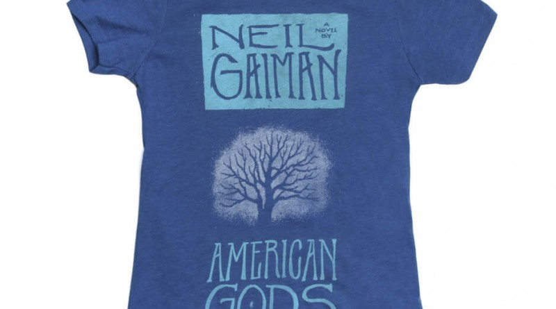 Out of Print Neil Gaiman American Gods