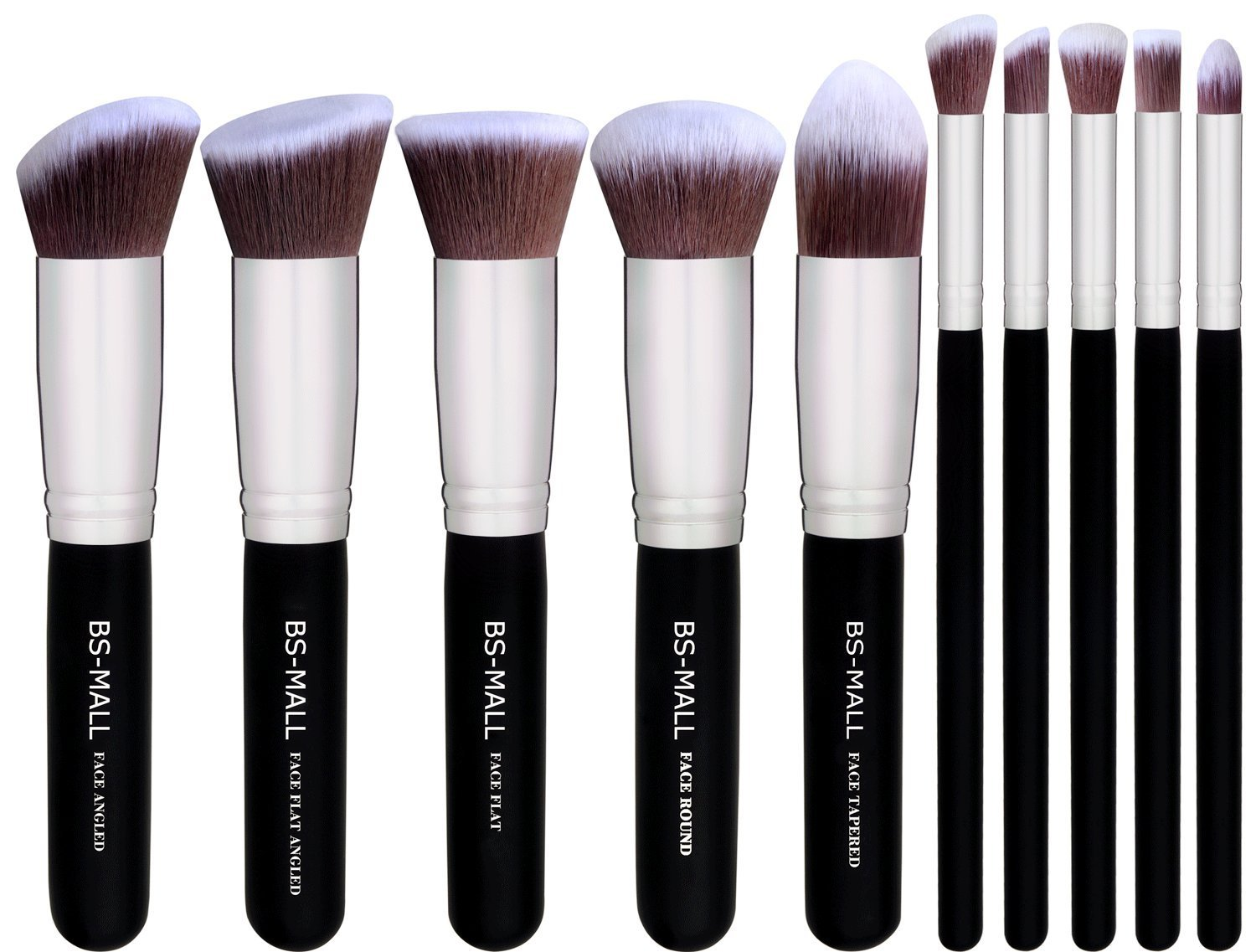 Inexpensive Quality Makeup Brushes