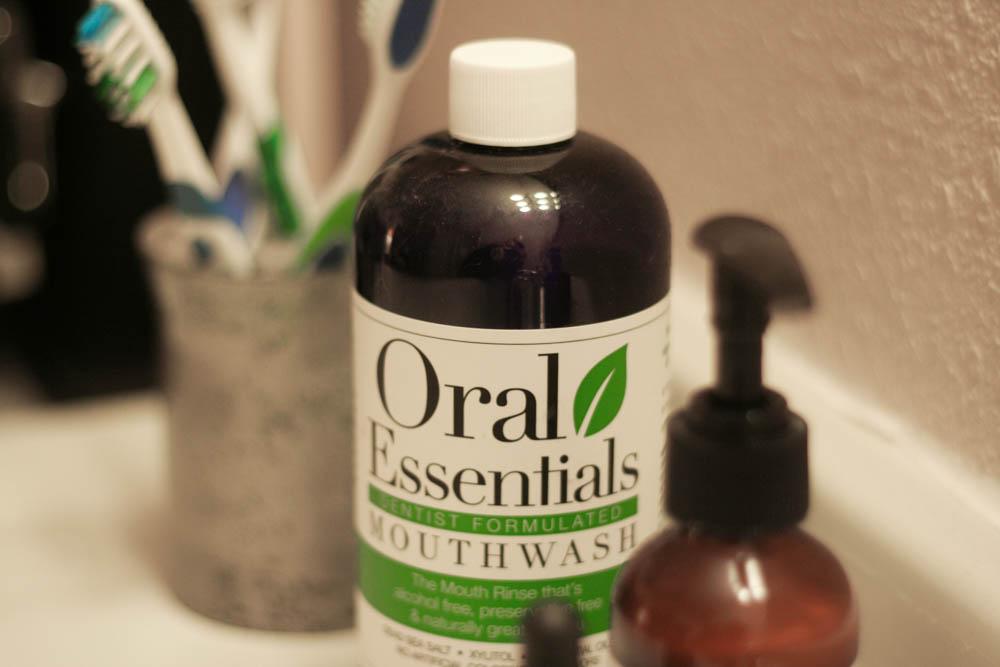 Oral Essentials Mouthwash