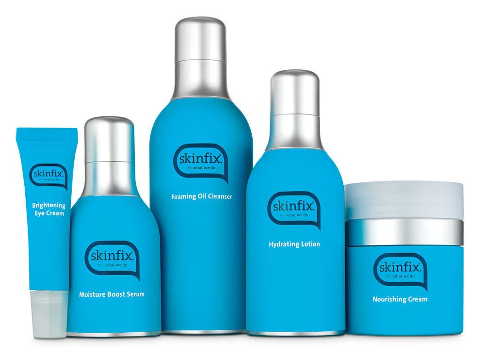 Skinfix Facial Skincare Set