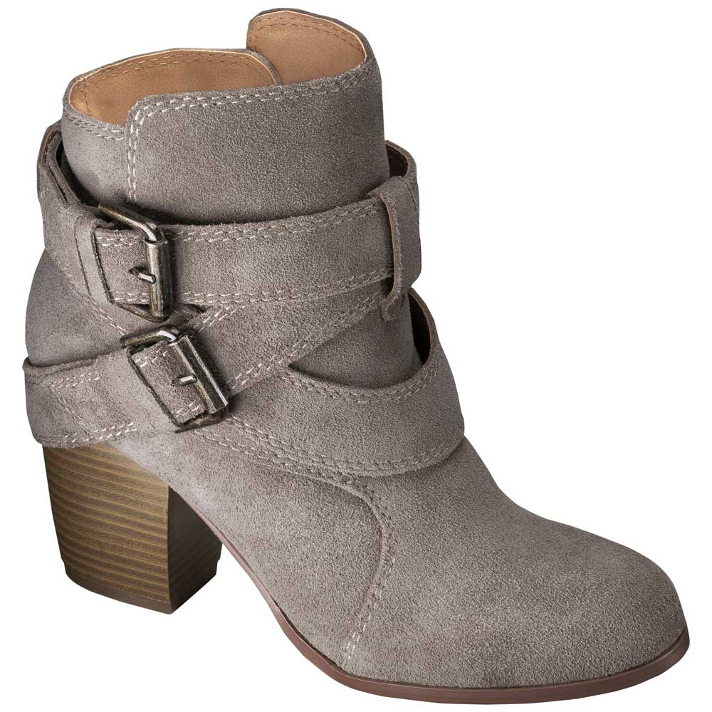 A fashion boot is a boot worn for reasons of style or fashion (rather than for utilitarian purposes – e.g. not hiking boots, riding boots, rain boots, etc.). The term is usually applied to women's boots. Fashion boots come in a wide variety of styles, from ankle to thigh-length, and .