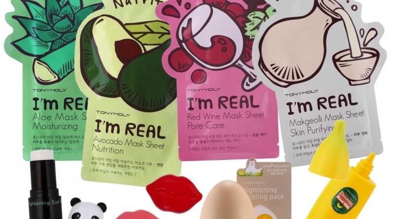 Tony Moly for Ulta Beauty Products