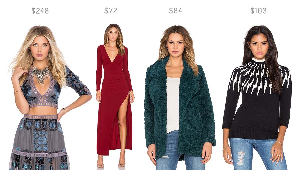 Revolve Clothing Fashion