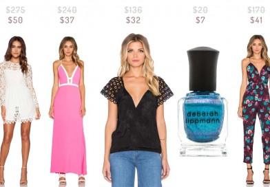 Revolve Still Rules at Attainable Designer Fashion