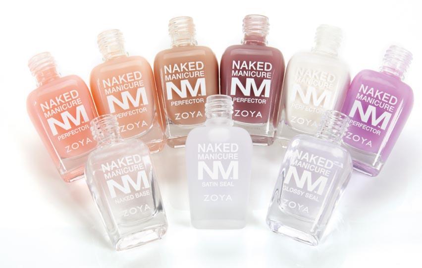Zoya Naked Manicure Mini Pro Set - Wedding Beauty