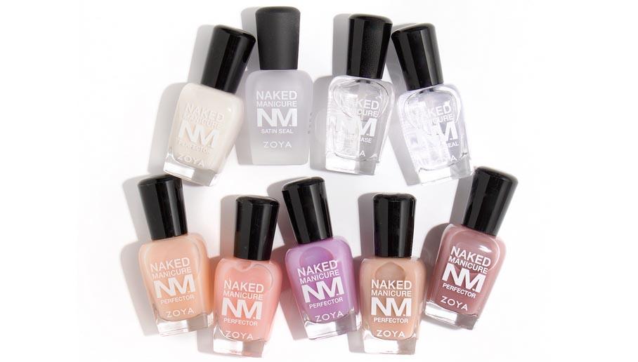 Zoya Naked Manicure Mini Pro Set