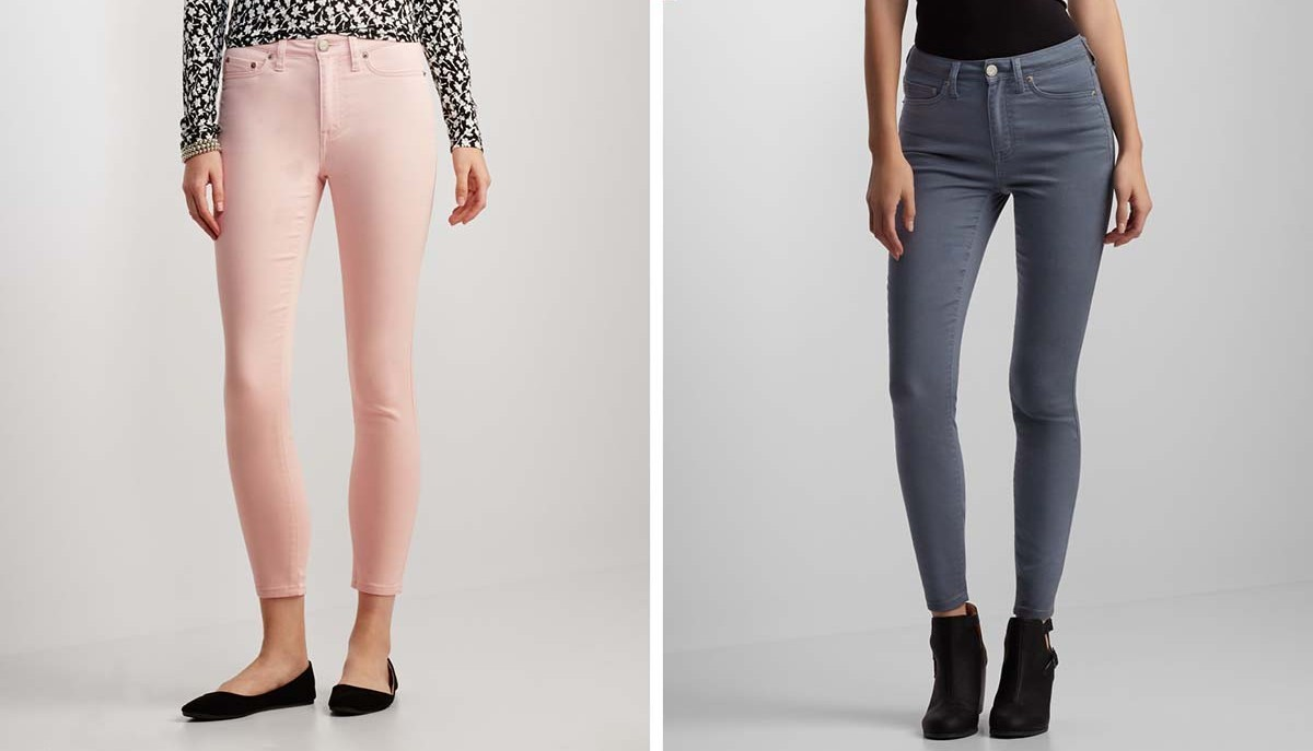 (A)DD: Aeropostale Seriously Stretchy Ankle Jeggings • Broke and Beautiful - A)DD: Aeropostale Seriously Stretchy Ankle Jeggings • Broke And