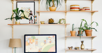 The 5 Rules for Creating a Makeshift Home Office