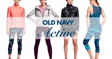 Old Navy Active Workout Outfits feat
