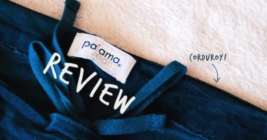 PajamaJeans Corduroys Jeggings Review