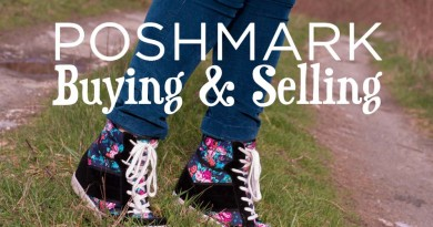 Poshmark Buying and Selling feat