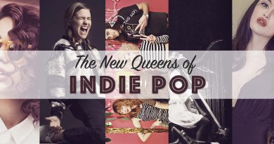 The Next 5 Queens of Indie Pop Music
