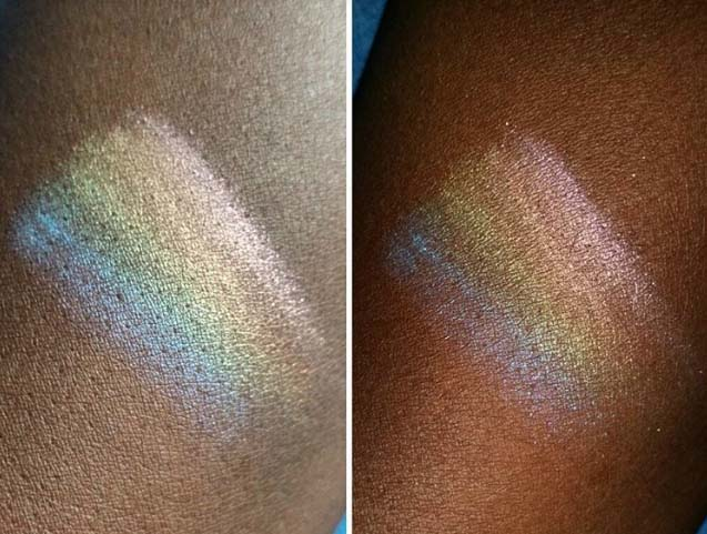 Bitter Lace Beauty Rainbow Prism Highlight