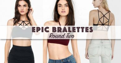Strappy Bralettes, T-Shirt Bras, and Cute Wireless Bras on a Budget