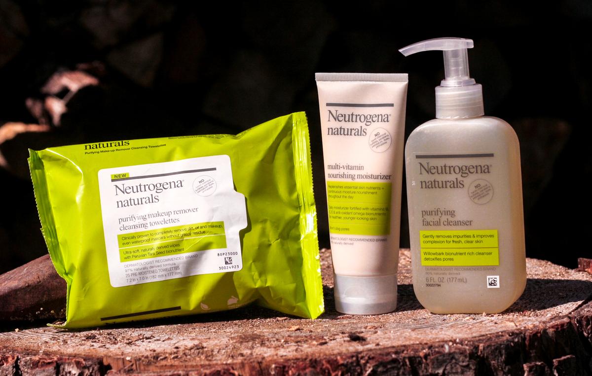 Neutrogena Naturals Giveaway - 6