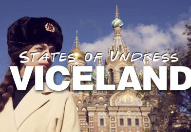 States of Undress: VICELAND Heads Around The World for Fashion