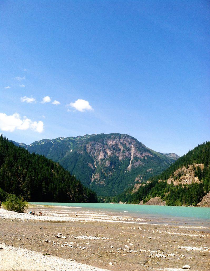 adventures road trips diablo lake teal green washington state pacnw