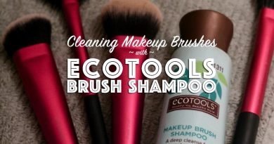 EcoTools Brush Shampoo feat