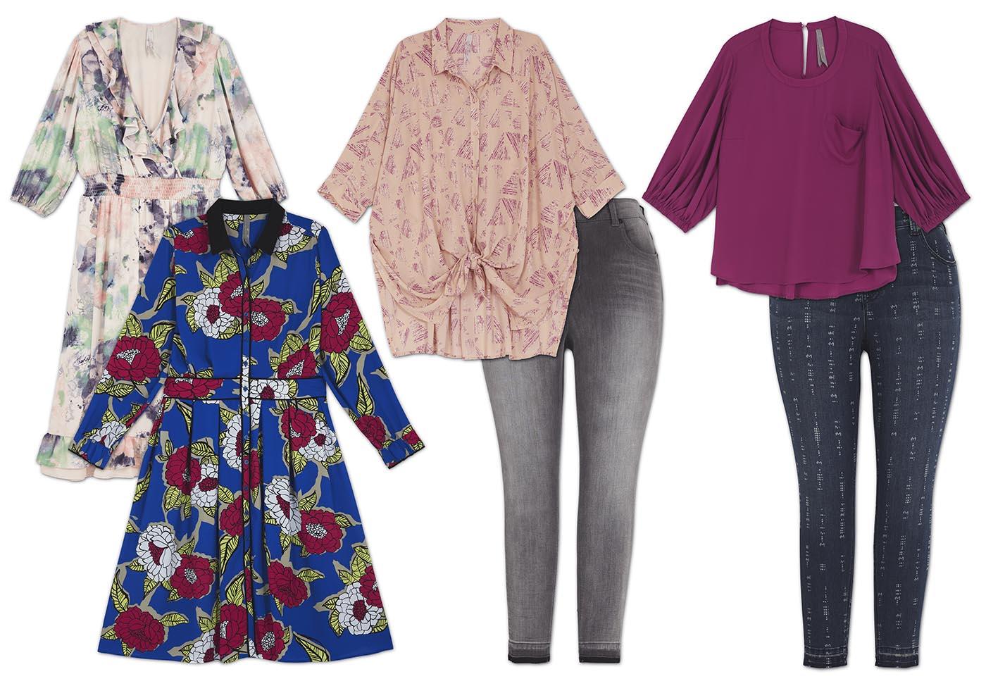 Melissa McCarthy Outfits Seven7 Plus Size Fashion