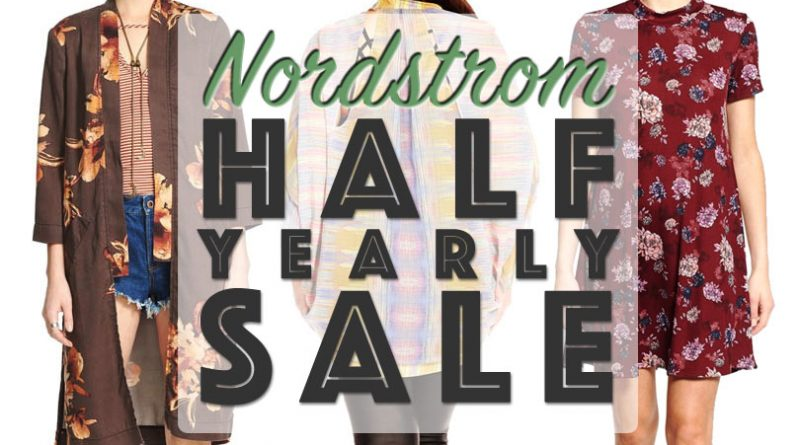 Nordstrom Semi-Annual Sale feat